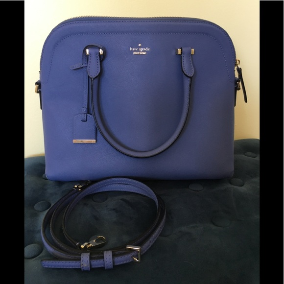 kate spade Handbags - Kate Spade ♠️ Large Satchel 💙